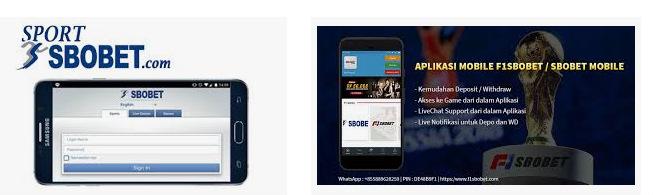 aplikasi sbobet mobile